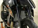 KTM 690 SM PowerParts radiator cover