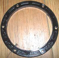 KTM 640 Duke II ring