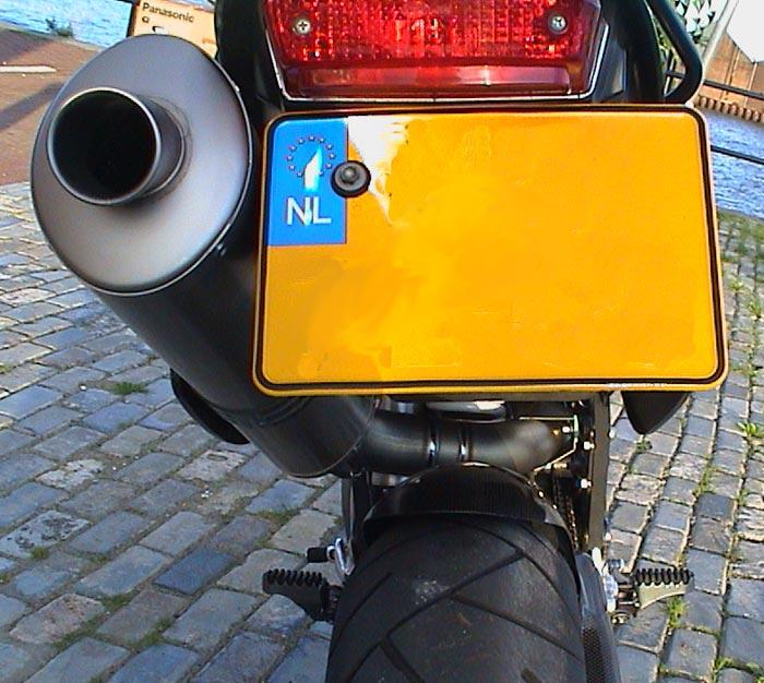 KTM 640 Duke Akrapovic