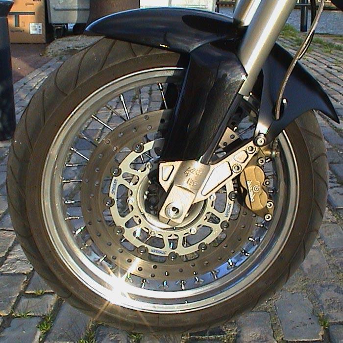 KTM 640 Duke Spiegler