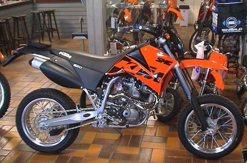 KTM 660 SMC New