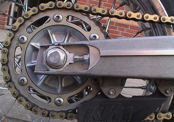 KTM 660 SMC Chain