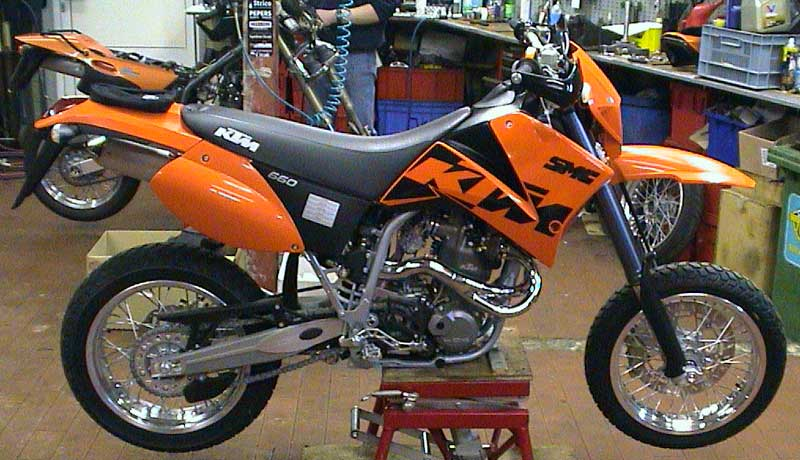 KTM 660 SMC OEM